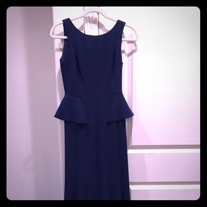 Brand new bcbg gown with tags